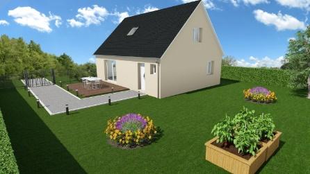 IAD - Chaussée Décretot - terrains - Louviers